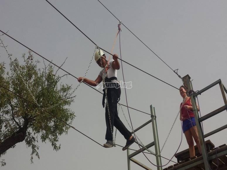 Circuito di corda