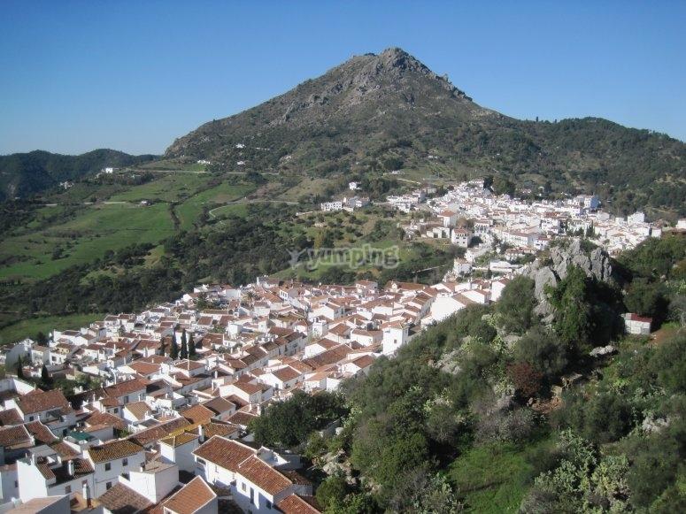 Via Ferrata的景色
