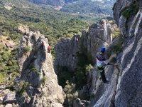 Via ferrata tour Gaucín with castle visit 3h