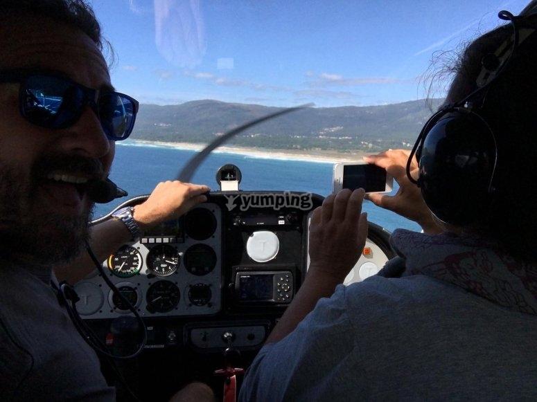 Esperienza unica in aereo di Cofrentes