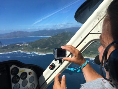 Volo aereo in partenza da Olocau, 30 min