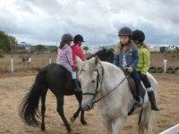 equitacion infantil