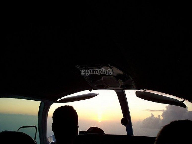 Gliding in Jaén