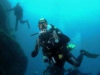 primeras inmersiones