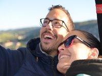 Disfruta en pareja de un paseo en globo