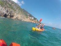 Kayak doble desde Denia
