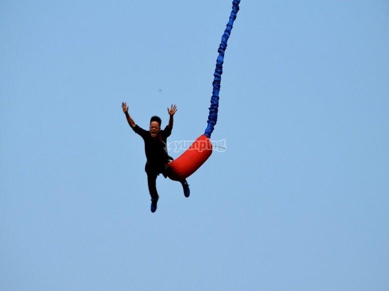 Adrenalina en el aire
