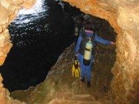 entrada en cueva
