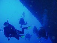 inmersión en grupo