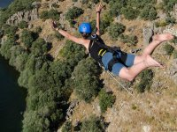 September deal: bungee jumping + kayaking