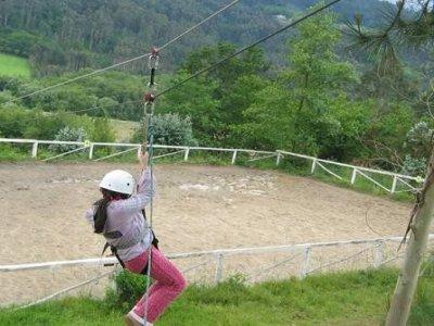 Axiña Servicios Deportivos Tirolina