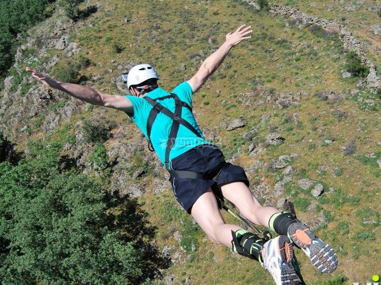El salto mas alto