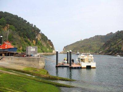 Paseo en barco Hondarribia, 2 horas
