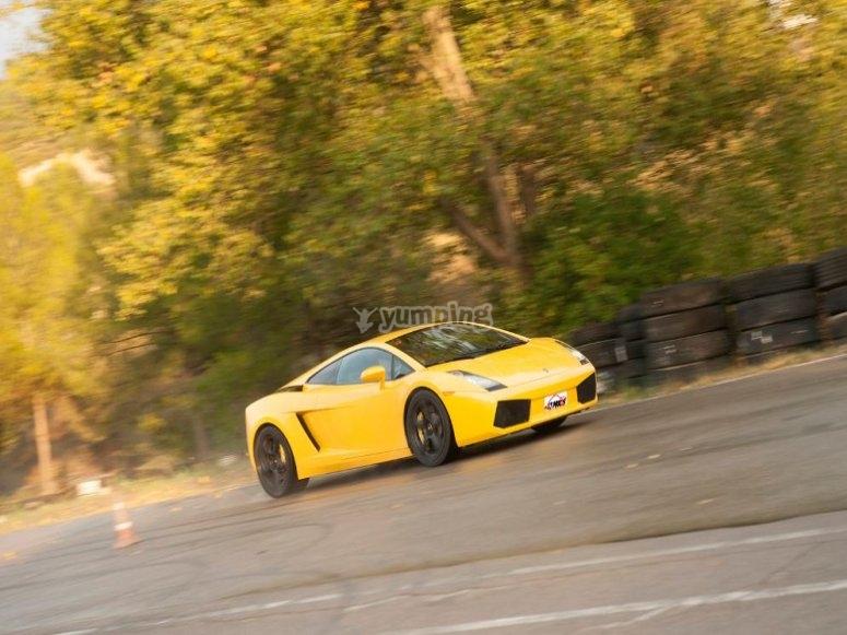 Lamborghini en Kotarr