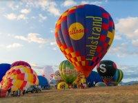 Festival de globos aerostaticos