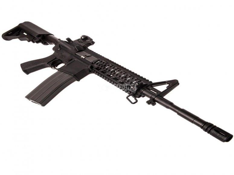 Arma de batalla de airsoft