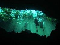 Diving in Seville