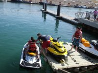 2-seater Jet-Ski Tour in Gandía, 30 Minutes