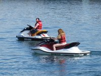 2-seater Jet-Ski Tour in Gandía, 1h