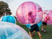 Dentro de las burbujas