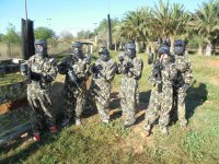 Paintball para adultos