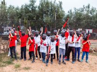 Paintball infantil en Valencia