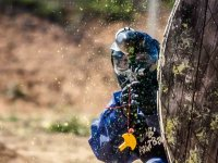 Giocare a paintball