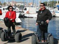 Segway por la costa de Murcia
