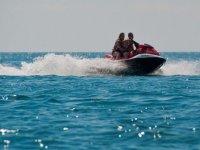 Jet ski ride to Punta Negra, 30 minutes