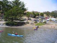 Alquilando kayaks