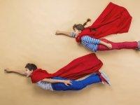 Peques superheroes