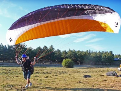Discover paragliding - 1 day course, Sierra Madrid