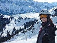Ven a esquiar con nosotros