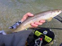 Pescando en Yeste