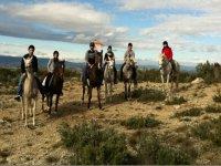 Oferta Ruta a caballo por alta monta�a 3h