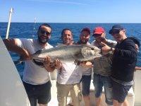 Lecha fishing
