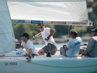 Marinai durante la competizione