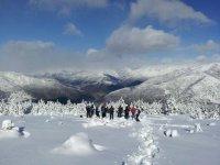 2 h. de ruta en raquetas de nieve en Grandvalira