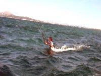 Bodydrag en mar abierto