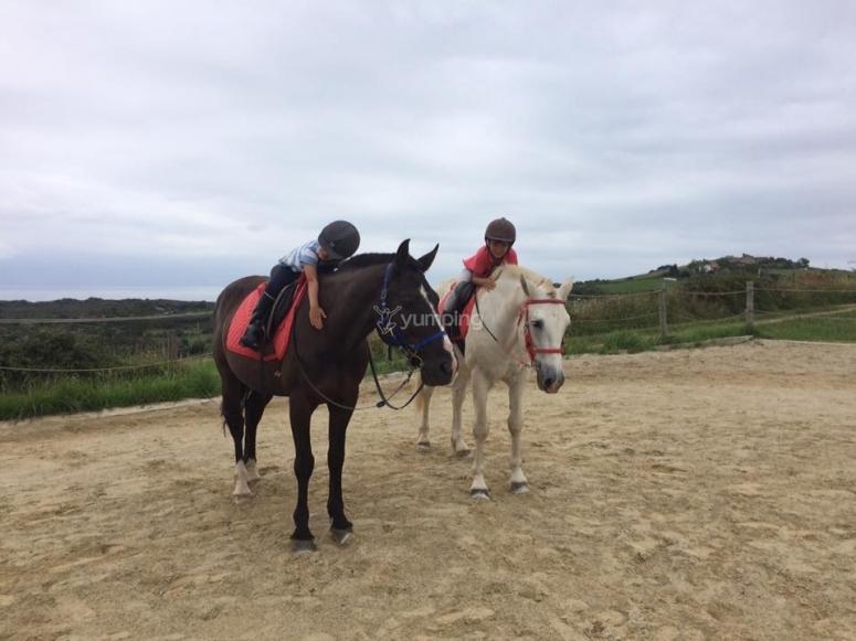 Equitazione Oyambre