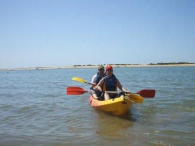 Ida y Vuelta Kayaks