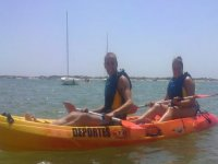 夏季皮划艇