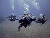 Bautismo de buceo Las Palmas de Gran Canaria