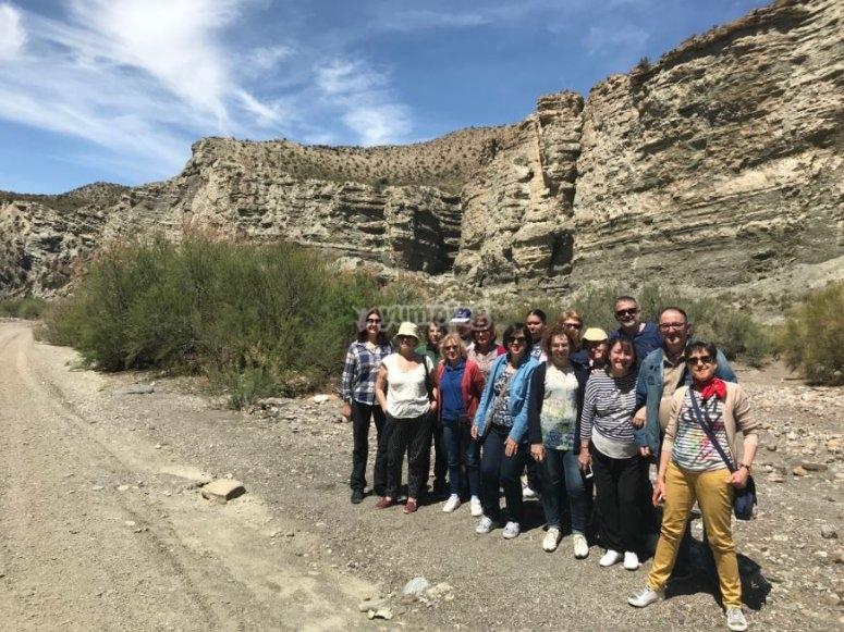 Excursión en el Desierto de Tabernas
