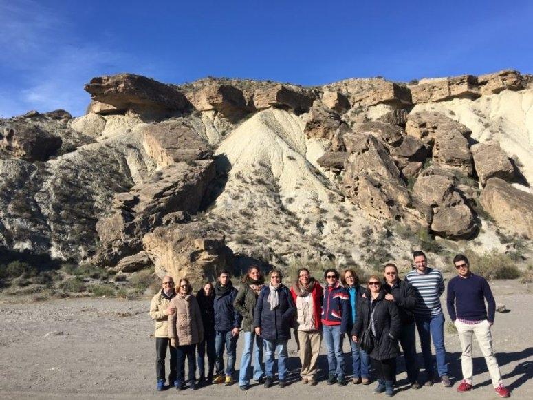 Ruta familiar por el desierto de Tabernas