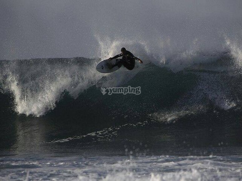 Surf in Naveces