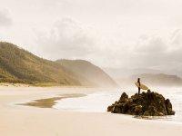 Lezione di surf privata in Naveces, 2 ore