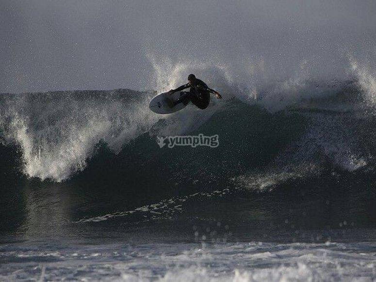 Diventa un esperto di surf