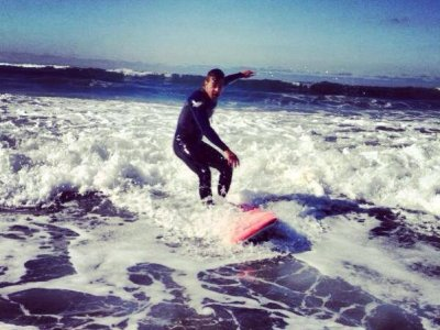 5 clases de surf, nivel perfeccionamiento, Naveces