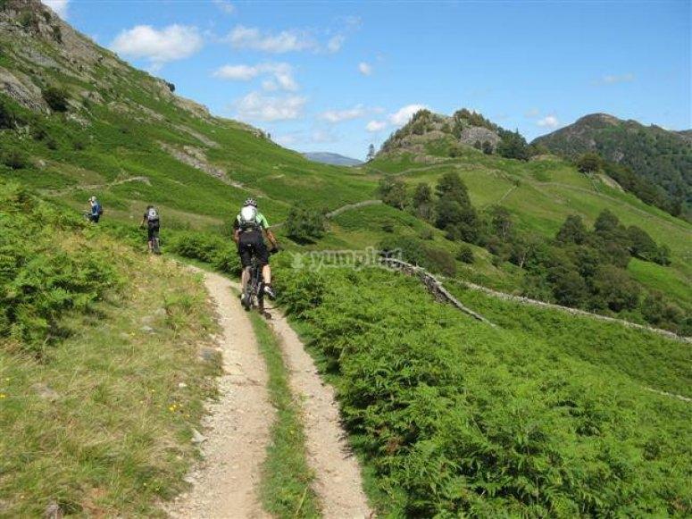 Pedaleando por Asturias